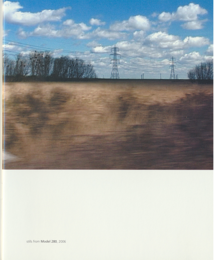 SARAH DOBAI, Photographs & Film Works, Kettles Yard, Introduction Page 4, 2006